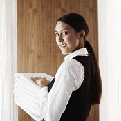 Femme de ménage / lingère